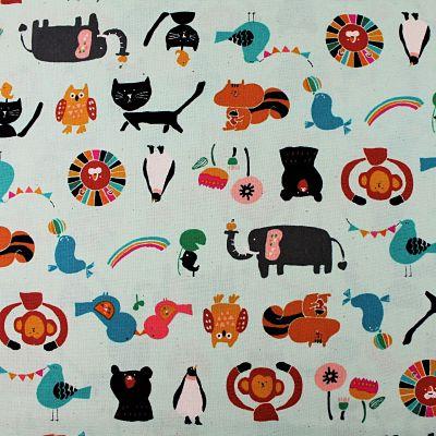 adlico-coton-animaux-arc-en-ciel-couleur-lion