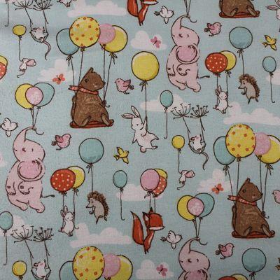 adlico-flanelle-ballon-animaux-ours-renard-lapin