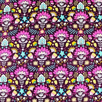 artgalleryfabric-coton-fleurs-violet-efflorescent-opulent