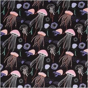 ricodesign-meduse-noir-fluo