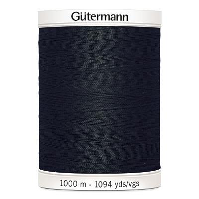 Gutermann-polyester-1000m-noir