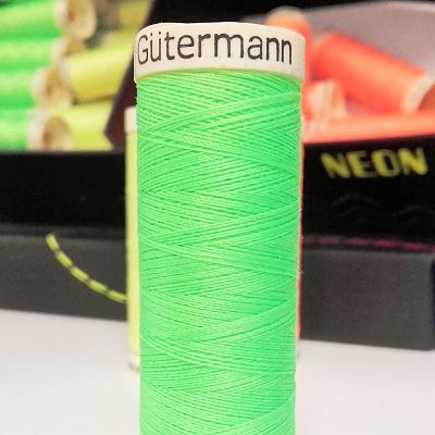Gutermann-polyester-100m-neon-vert-fluo