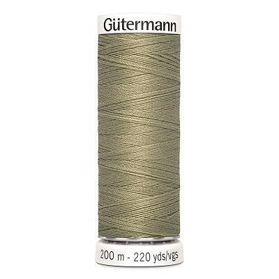 Gutermann-polyester-200m-258-vert