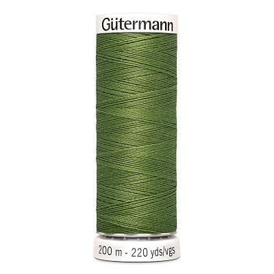 Gutermann-polyester-200m-vert-283
