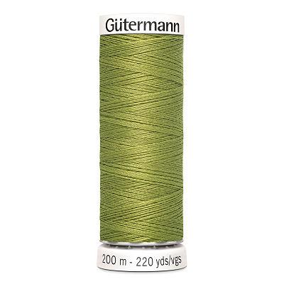 Gutermann-polyester-200m-vert-582.