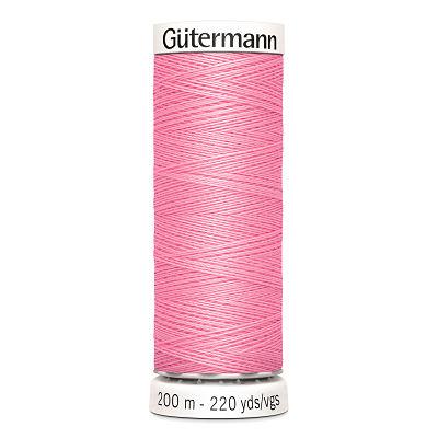 Gutermann-polyester-200m-rose-758