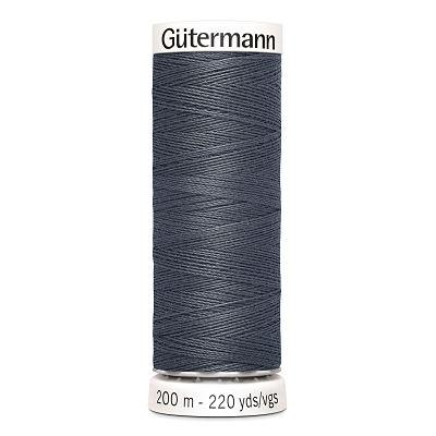 Gutermann-polyester-200m-93-gris