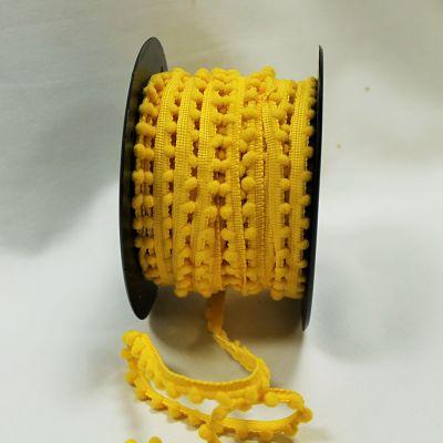 pompon-jaune-soleil