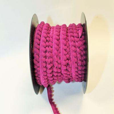 pompon-violet-galon