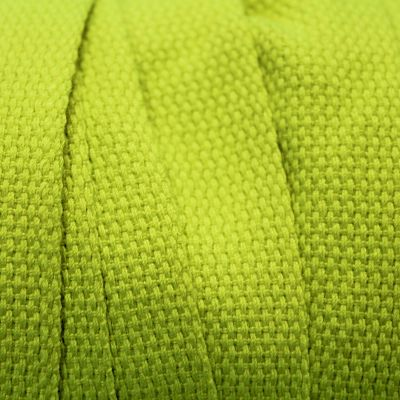 sangle-coton-jaune-fluo