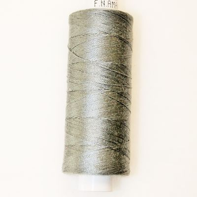amand-fil-polyester-gris-perle