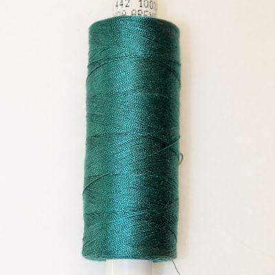 fil-polyester-vert-fonce