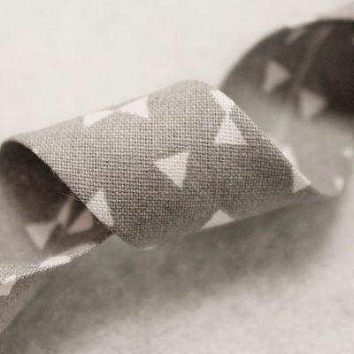 biais-coton-gris-noeud-blanc