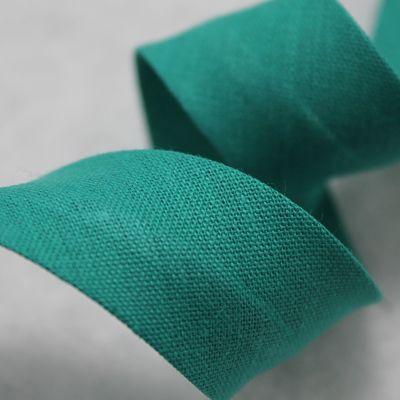 biais-polycoton-vert