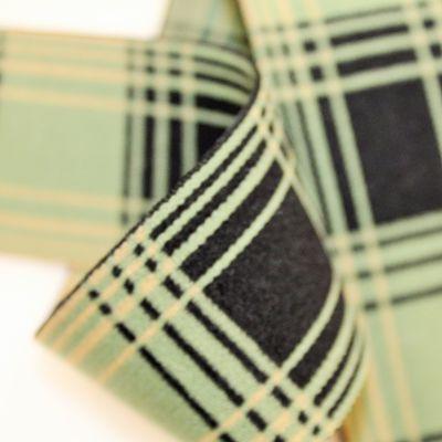 elastique-carreaux-kaki-noir-beige