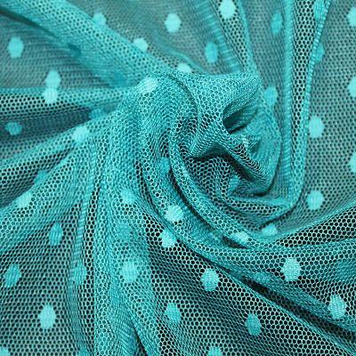 plumetis-turquoise-tulle-pois