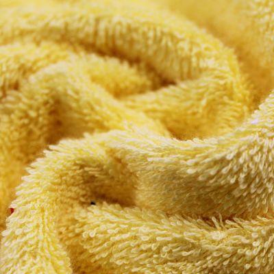 eponge-coton-jaune-oeko-tex