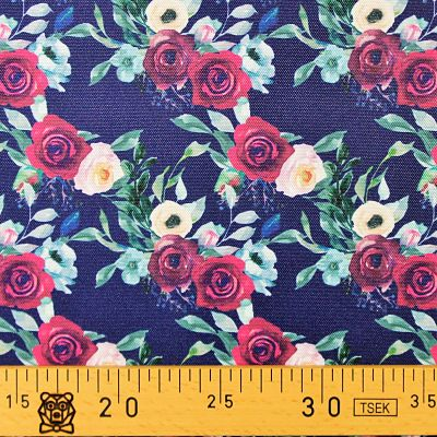 la-panda-love-fabrics-oxford-impermeable-fleurs-marine