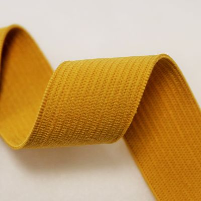 elastique-jaune-moutarde-20-mm
