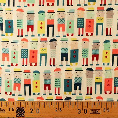 michael-miller-coton-bonhomme-dudes-multicolore