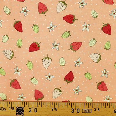 michael-miller-coton-fraises-rouge