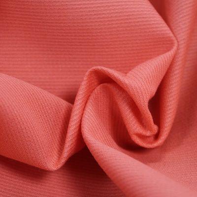 pique-coton-corail-habillement-rayure