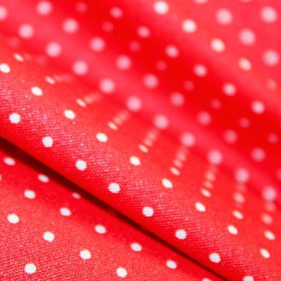 coton-enduit-impermeable-pois-rouge