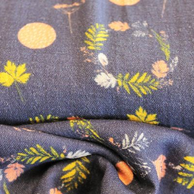 la-panda-love-fabrics-double-gaze-bio-coton-fleurs-feuille-fall-wreath