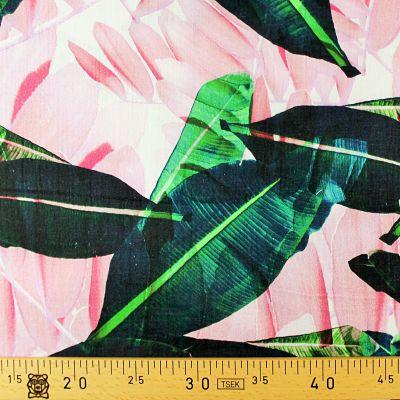 la-panda-love-fabrics-double-gaze-bio-coton-feuilles-palmier-papa-ours