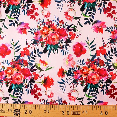 lapandalovefabrics-pul-fleurs-rouge-impermeable-rose-serviette-zero-dechet