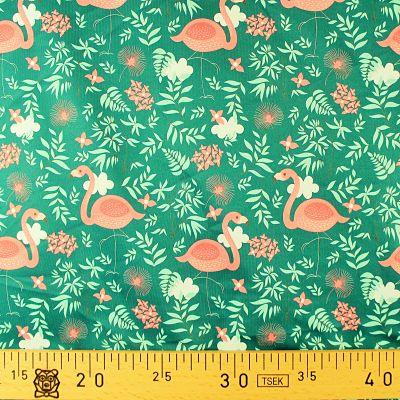 lapandalovefabrics-pul-flamant-rose-vert-canard-impermeable-serviette-hygieniques