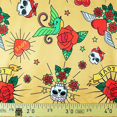 lapandalovefabrics-pul-impermeable-old-school-rose-squelette-serviette-hygienique