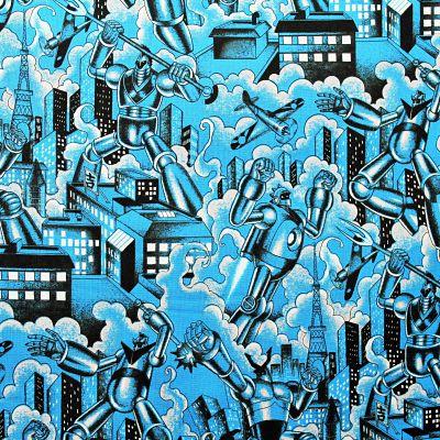 adlico-coton-tokyo-bots-bleu-ville-robots