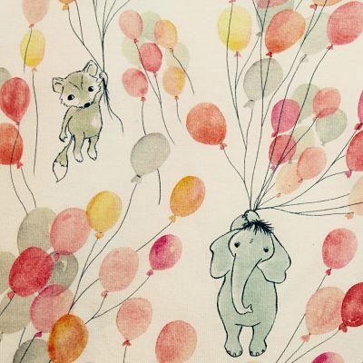 lillestoff-jersey-bio-elephant-renard-ballons-volant-aquarelle-rose-pastel