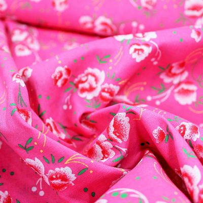 petit-pan-coton-pivoine-rose-blanches-fleurs-feuillage