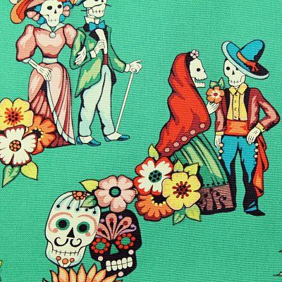 adlico-alexander-henry-la-media-vert-squelette-mexicain