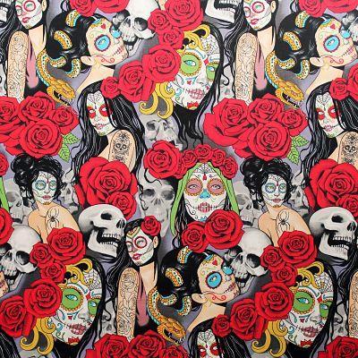 alexander-henry-coton-noctura-santa-muerte-fete-mort-mexicaine-rose