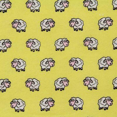 flanelle-jaune-mouton-yellow-pyjama-bebe