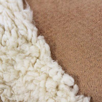 sherpa-beige-fourrure