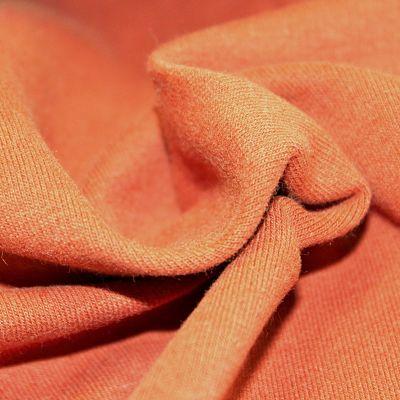 sweat-molleton-orange-rouille-bio-oeko-tex