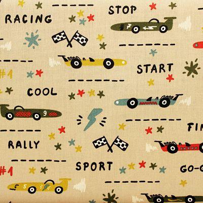 coton-go-go-go-beige-voiture-course-drapeau-sport