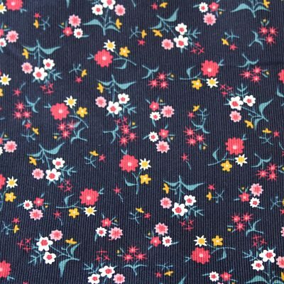 velours-milleraie-petites-fleurs-marine