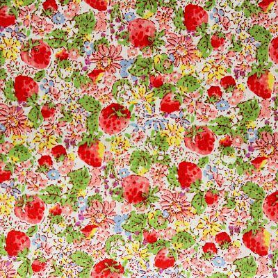 coton-fleur-fraise-rouge-printemps