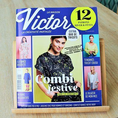 la-maison-victor-magazine-patron-couture-vetement-diy