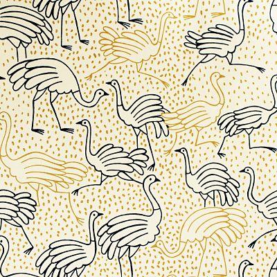 katia-canvas-ostrich-autruche-marine-gold