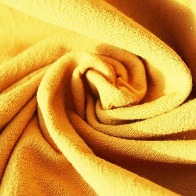 katia-coton-lave-jaune-moutarde-froisse