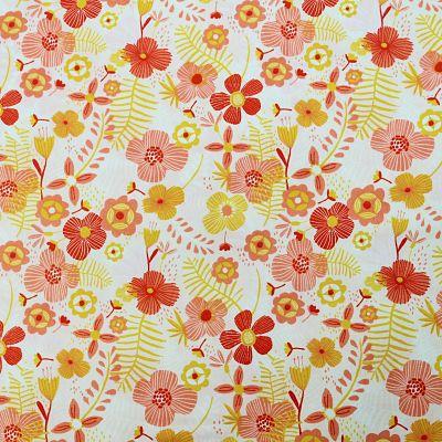 katia-popeline-jumbo-flowers-fleurs-ornage-rouge-jaune