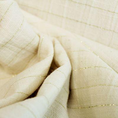 katia-coton-sari-gold-rayure-or-lurex