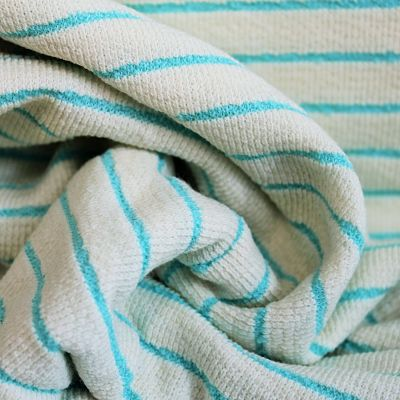 katia-sweat-eponge-aqua-turquoise-rayure-stripes