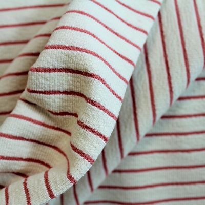 katia-sweat-eponge-rayure-vieux-rose-stripes